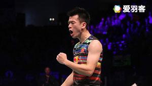 鄭思維/黃雅瓊VS克里斯蒂安森/佩蒂森 2017中國公開賽 混雙決賽視頻