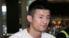 谌龙谈香港赛:第一轮对手较强,希望有好表现