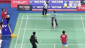 雙雄會總決賽丨王適嫻、董炯與業余選手趣味表演賽