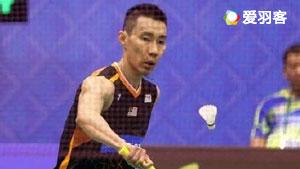 李宗伟VS田厚威 2017香港公开赛 男单1/16决赛视频