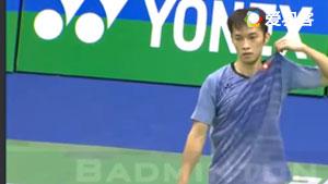 伍家朗VS常山干太 2017香港公开赛 男单1/16决赛明仕亚洲官网