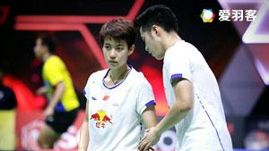 拉姆斯富斯/赫特里克VS何济庭/杜玥 2017香港公开赛 混双1/8决赛视频