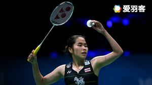 因达农VS李文珊 2017香港公开赛 女单1/4决赛视频