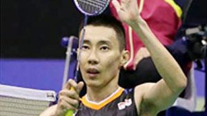 李宗伟VS石宇奇 2017香港公开赛 男单半决赛视频
