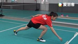 杜杜教练教你启动步伐的训练方法
