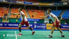 """韩国赛半决赛丨高昉洁晋级,""""龙星""""复出首秀折戟"""
