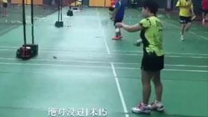 发球高度≤1.15米很难?155cm的邓亚萍亲测say no!