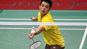林丹VS陶菲克 2006亚运会 男团小组赛明仕亚洲官网