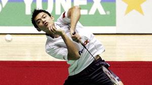 林丹VS陶菲克 2006日本公开赛 男单决赛视频