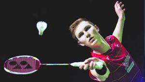 安赛龙VS斯里坎特 2017世界羽联总决赛 男单小组赛视频