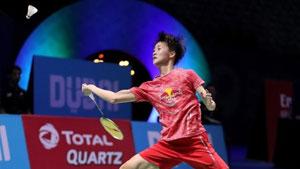 辛德胡VS陈雨菲 2017世界羽联总决赛 女单半决赛视频