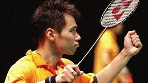 夏煊泽VS盖德 2000奥运会 男单季军赛视频