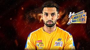 普拉诺VS斯里坎特 2018印度超级联赛 男单小组赛视频