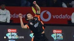 田厚威战胜王子维,德里猛冲者4-1获胜丨印度羽超第19轮