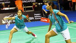 基蒂塔拉库尔/拉温达VS阿凡达/伊斯塔尼 2018泰国大师赛 女双决赛视频