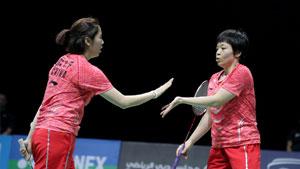 陈清晨/贾一凡VS尤尔/佩蒂森 2018马来西亚大师赛 女双决赛365bet体育在线