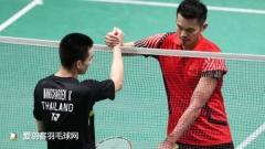 谌龙晋级,林丹爆冷一轮游丨印尼赛1/16决赛