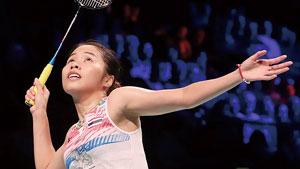 因达农VS菲特安妮 2018印尼大师赛 女单1/8决赛视频