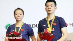 最新排名:郑思维/黄雅琼进入前25,安赛龙稳坐第一