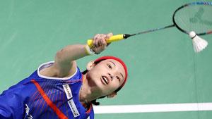 戴资颖VS内维尔 2018印尼大师赛 女单决赛明仕亚洲官网