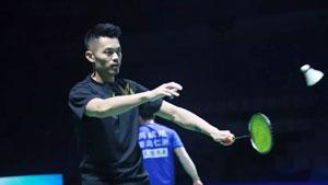 林丹VS徐一鸣 2017中国羽超联赛 男单季军赛视频