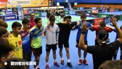 2018亚锦团体赛打响,明日中国vs新加坡丨附赛程