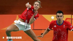 爱德考克夫妇获得政府资助,奥运男双铜牌落选