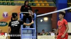 李宗伟赢球大马获胜,国羽女团2-3爆冷不敌印尼丨亚团锦标赛D3
