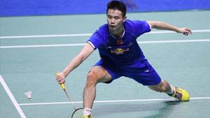 乔斌VS金廷 2018亚洲团体锦标赛 男团决赛视频
