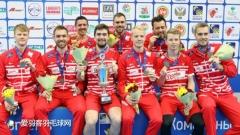 欧团锦标赛丨丹麦强势夺双冠,男队七连冠女队三连冠