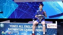 石宇奇战胜林丹,首夺全英冠军,戴资颖成功卫冕丨全英决赛
