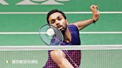 印度黑马普拉诺:宁愿参加全英赛,不愿打奥运