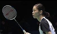李雪芮VS邓旋 2018中国羽毛球挑战赛 女单1/4决赛视频