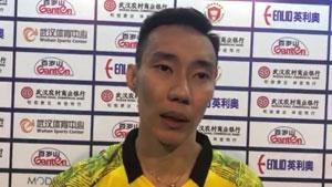 李宗伟认为11分制有望延长职业生涯!想坚持到东京奥运!
