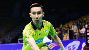 李宗伟VS斯里坎特 2018亚锦赛 男单1/4决赛视频