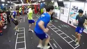 韩国疯狂体能训练,你能做到吗?