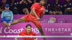 印度双打偏科严重!他却梦想能在东京奥运夺牌