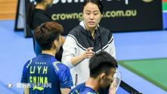 韩悦2-0李文珊,柴飚/王泽康一轮游丨澳洲赛首轮