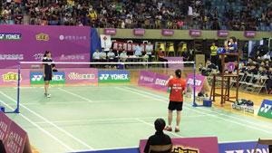 戴资颖VS洪恩慈 2018中国台湾团体锦标赛 女团决赛视频