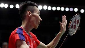 李宗伟VS安赛龙 2018汤姆斯杯 男团小组赛视频