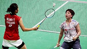 山口茜VS因达农 2018尤伯杯 女团决赛明仕亚洲官网