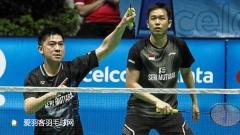 印尼羽总拒放行,陈文宏/亨德拉无法参加世锦赛