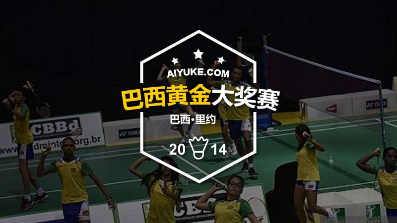 2014年巴西羽毛球大奖赛