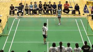 奥原希望VS山口茜 2018全日本实业俱乐部锦标赛 女单半决赛视频