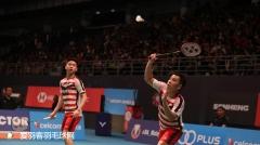 马琳一轮游!李宗伟2-1胜伍家朗丨印尼赛首轮