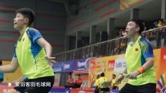 国羽提前包揽女单、男双冠军,郭新娃/刘玄炫打入决赛丨亚青赛