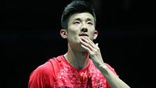 谌龙VS科希特 2018羽毛球世锦赛 男单1/16决赛视频