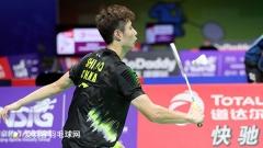 世锦赛1/8决赛对阵出炉,林丹再战石宇奇