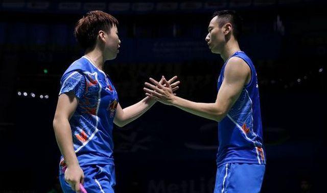 张楠/李茵晖VS爱德考克/加布里 2018羽毛球世锦赛 混双1/4决赛视频