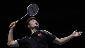 石宇奇VS周天成 2018羽毛球世锦赛 男单1/4决赛视频
